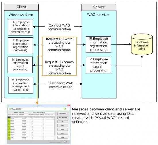 System outline diagram