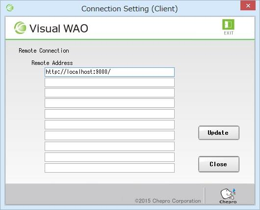 9_Connection setting (client)